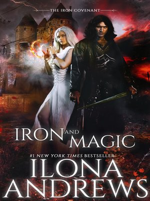 cover image of Iron and Magic