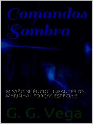 cover image of Comandos Sombra