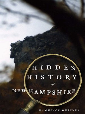 cover image of Hidden History of New Hampshire