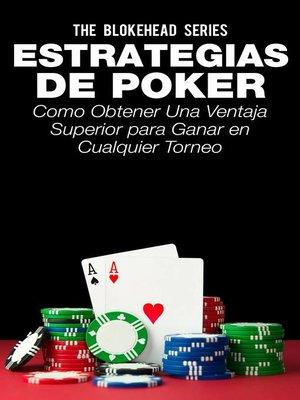 cover image of Estrategias de Poker