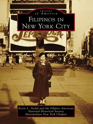 cover image of Filipinos in New York City