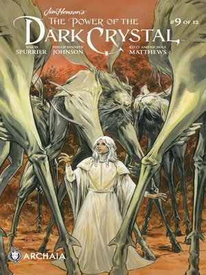 cover image of The Power of the Dark Crystal (2017), Issue 9