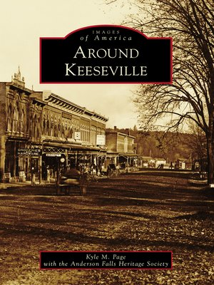 cover image of Around Keeseville
