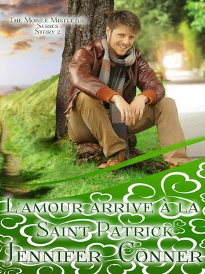cover image of L'amour arrive à la Saint Patrick