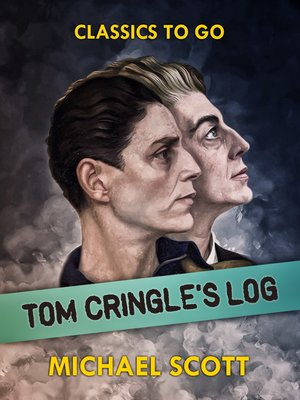 cover image of Tom Cringle's Log