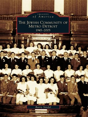 cover image of The Jewish Community of Metro Detroit