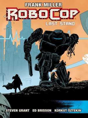 cover image of RoboCop Volume 3