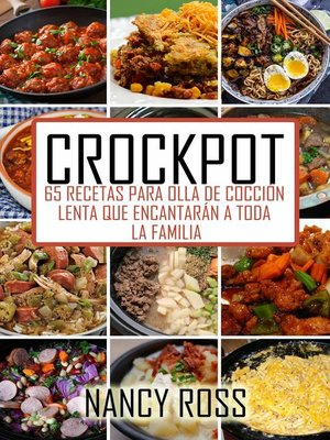 cover image of Crockpot