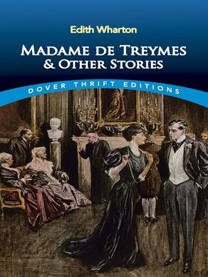cover image of Madame de Treymes and Other Stories