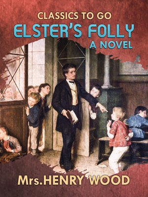 cover image of Elster's Folly  a Novel