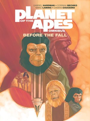 cover image of Before the Fall Omnibus