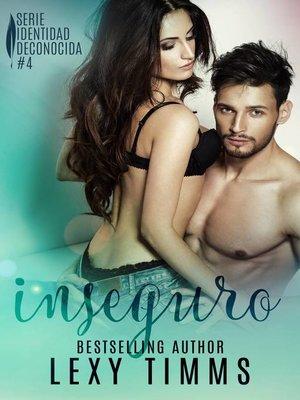 cover image of Inseguro