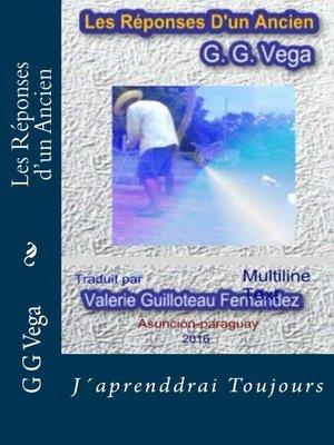 cover image of Les Réponses d'un Ancien