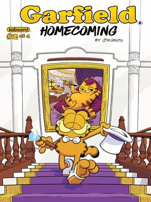 cover image of Homecoming #2