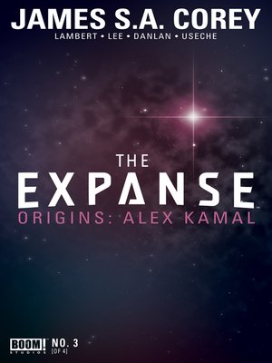 cover image of The Expanse Origins, Issue 3