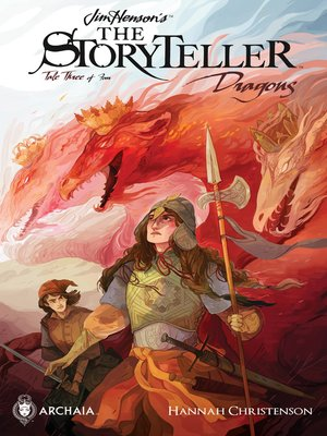 cover image of The Storyteller: Dragons (2015), Issue 3
