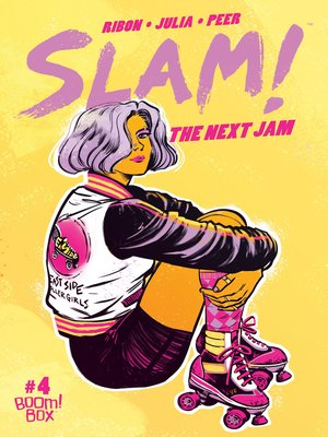 cover image of SLAM!: The Next Jam (2017), Issue 4