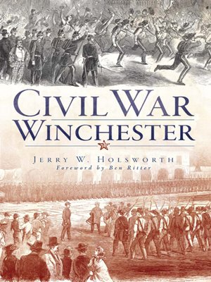 cover image of Civil War Winchester
