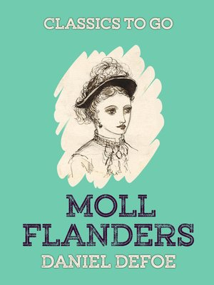 cover image of Moll Flanders