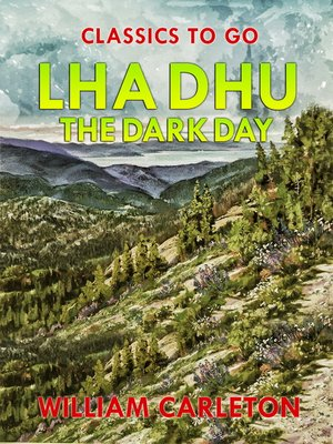 cover image of Lha Dhu; Or, the Dark Day