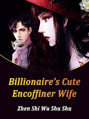 cover image of Billionaire's Cute Encoffiner Wife
