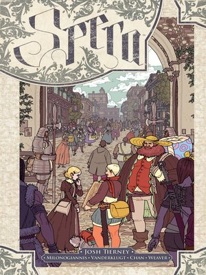 cover image of Spera (2011), Volume 2