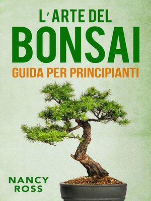 cover image of L'arte del bonsai