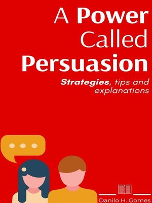 cover image of A Power Called Persuasion