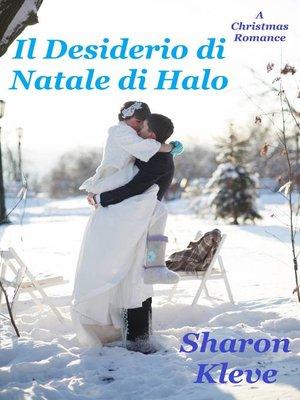 cover image of Il Desiderio di Natale di Halo