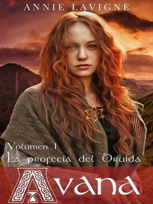 cover image of La profecía del Druida