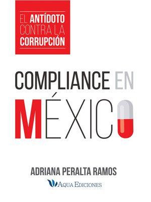 cover image of Compliance en México