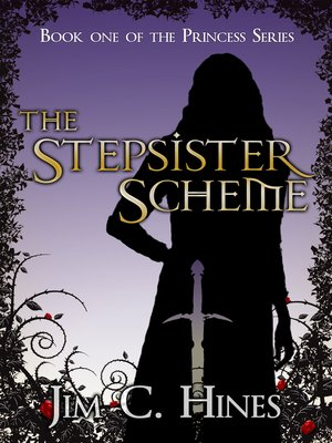 cover image of The Stepsister Scheme