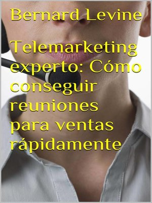 cover image of Telemarketing experto