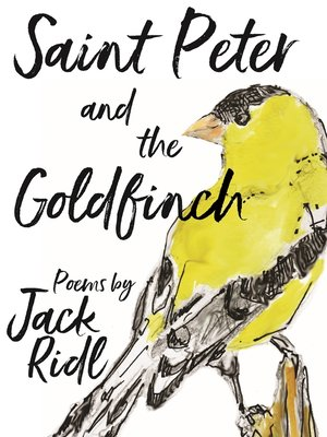 cover image of Saint Peter and the Goldfinch