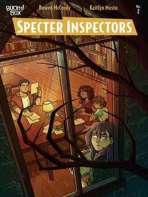 cover image of Specter Inspectors #2