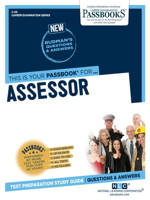 cover image of Assessor
