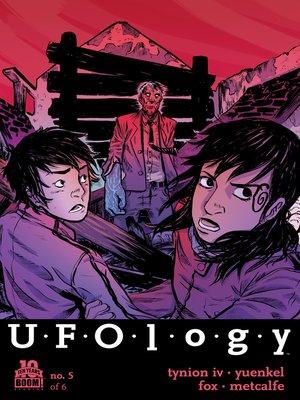 cover image of UFOlogy #5