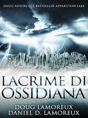 cover image of Lacrime di ossidiana
