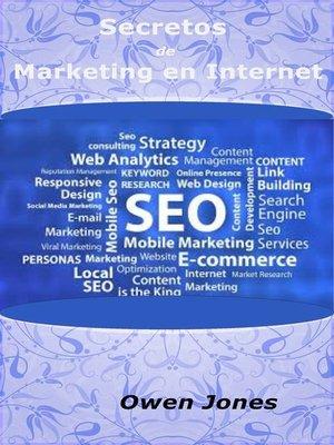 cover image of Secretos de Marketing en Internet