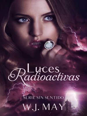 cover image of Luces radioactivas