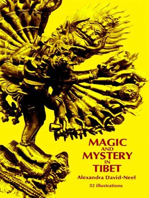 cover image of Magic and Mystery in Tibet