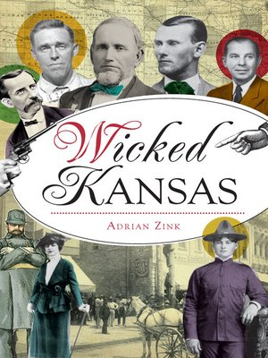 cover image of Wicked Kansas