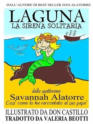 cover image of Laguna, la sirena solitaria