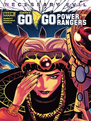 cover image of Saban's Go Go Power Rangers #28