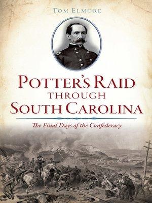 cover image of Potter's Raid through South Carolina
