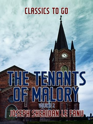 cover image of The Tenants of Malory, Volume 2