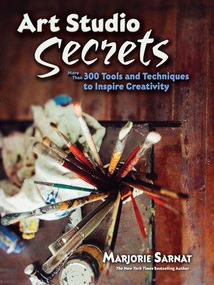 cover image of Art Studio Secrets