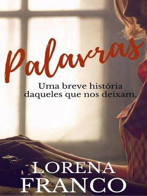 cover image of Palavras
