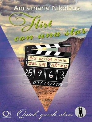cover image of Flirt con una star