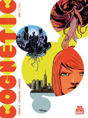 cover image of Cognetic #1